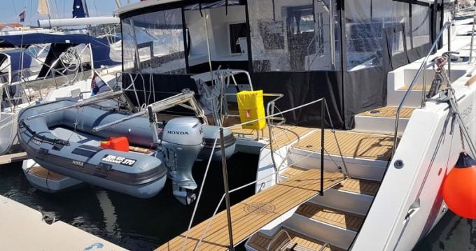 Rental yacht Sukošan - Lagoon Lagoon 450 Sport Top on SamBoat