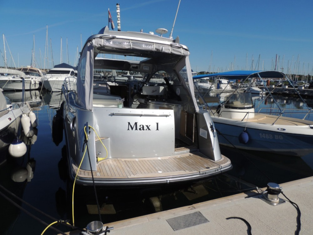 Hire Motorboat with or without skipper  Grad Biograd na Moru