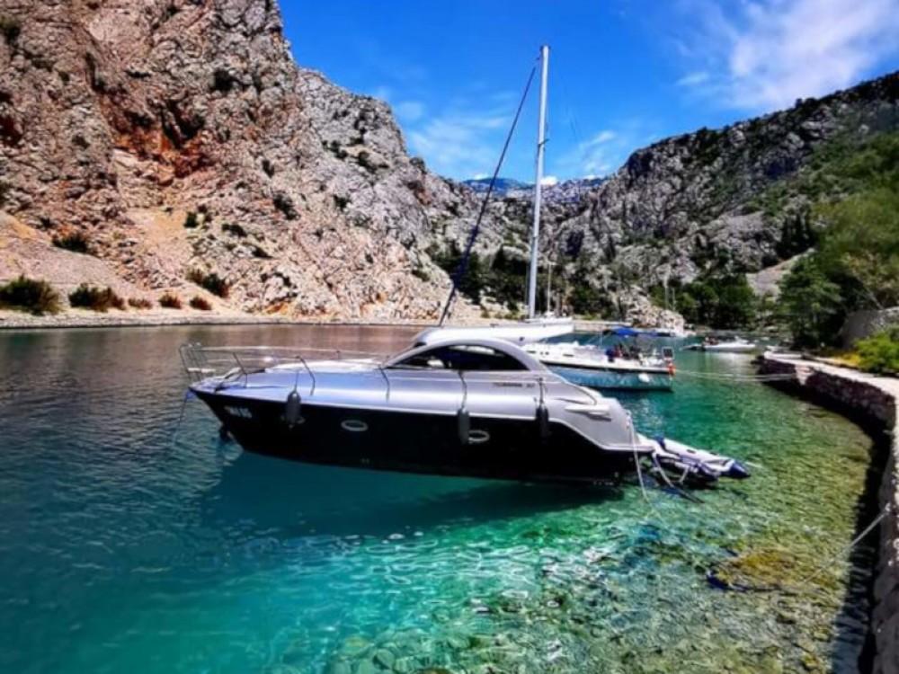 Rental Motorboat in Grad Biograd na Moru -  Mirakul 30