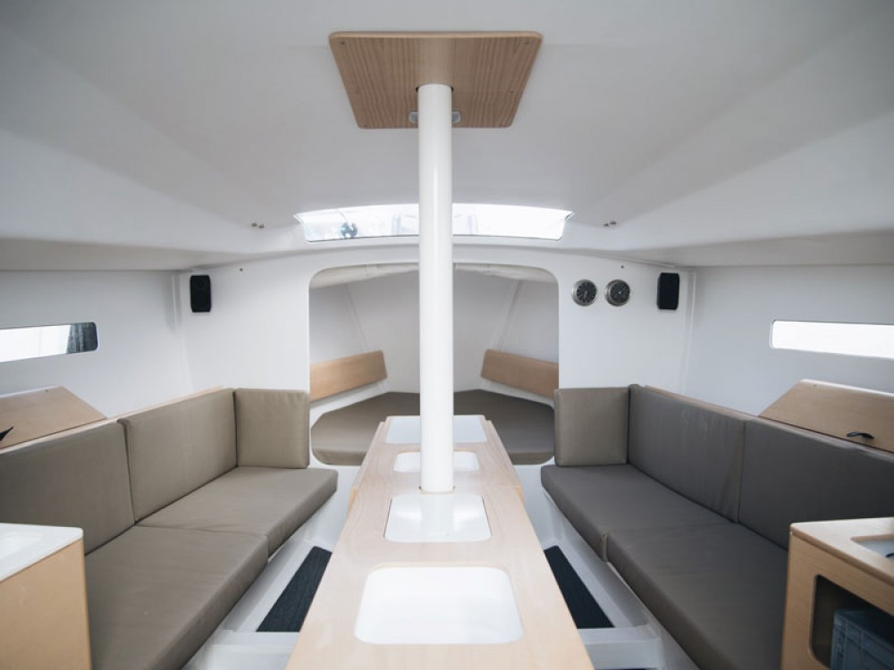 Hire Sailboat with or without skipper  Roses