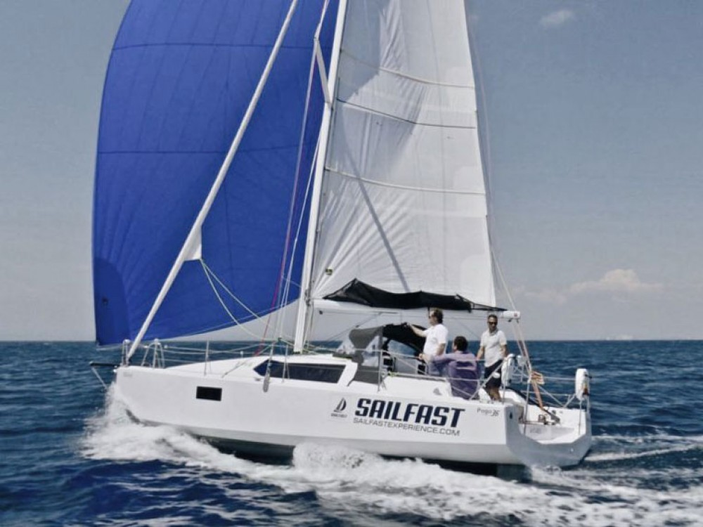 Hire Sailboat with or without skipper  Yaiza