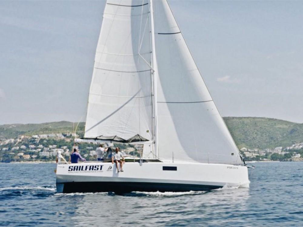 Boat rental Yaiza cheap Pogo 36