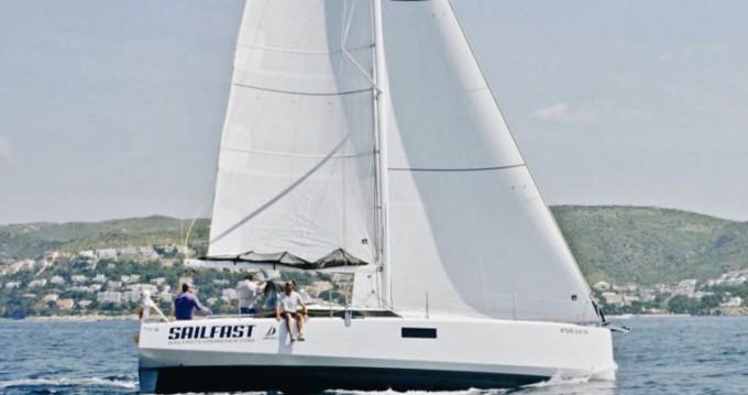Rental Sailboat in  -  Pogo 36