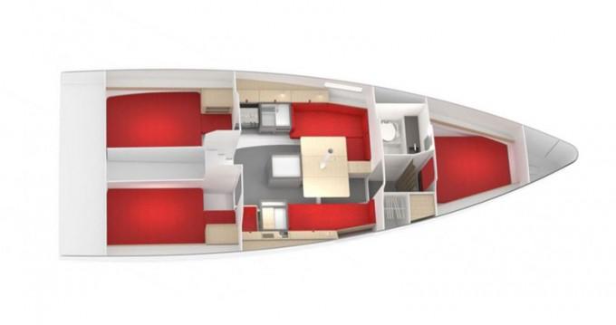 Rental yacht  -  Pogo 36 on SamBoat