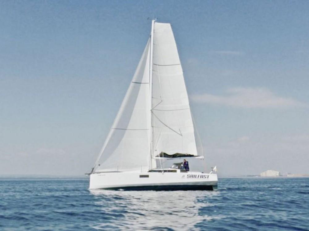 Rental yacht Yaiza -  Pogo 36 on SamBoat