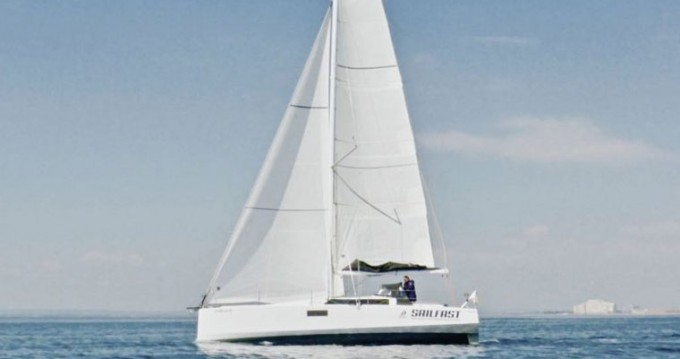 Boat rental  cheap Pogo 36