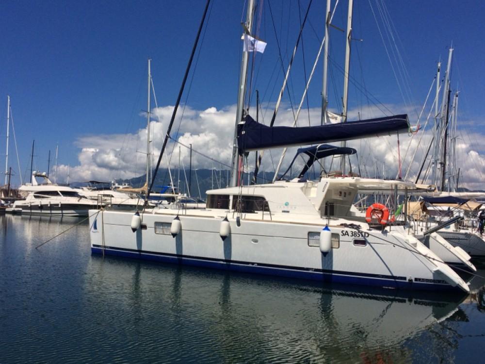 Boat rental Salerno cheap Lagoon 440