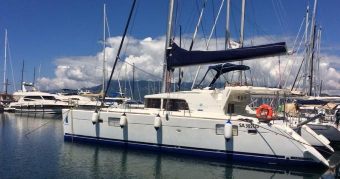 Lagoon Lagoon 440 between personal and professional Salerno