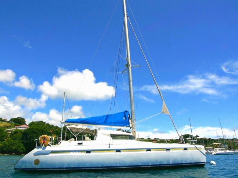 Hire Catamaran with or without skipper  Calliaqua