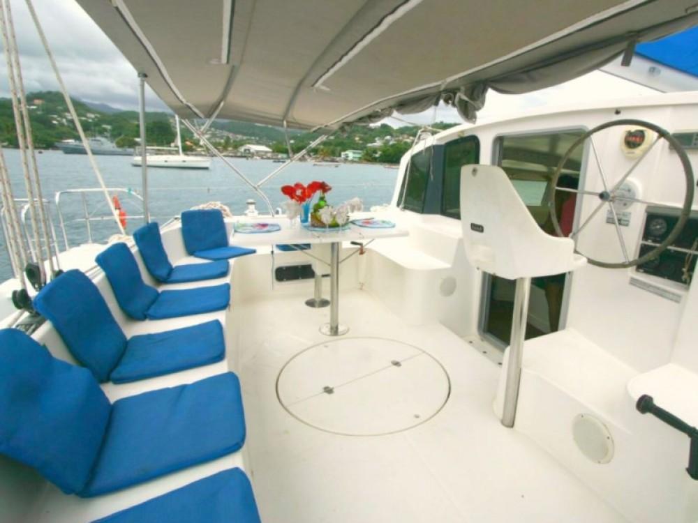 Rental yacht Calliaqua -  Venezia 42 on SamBoat