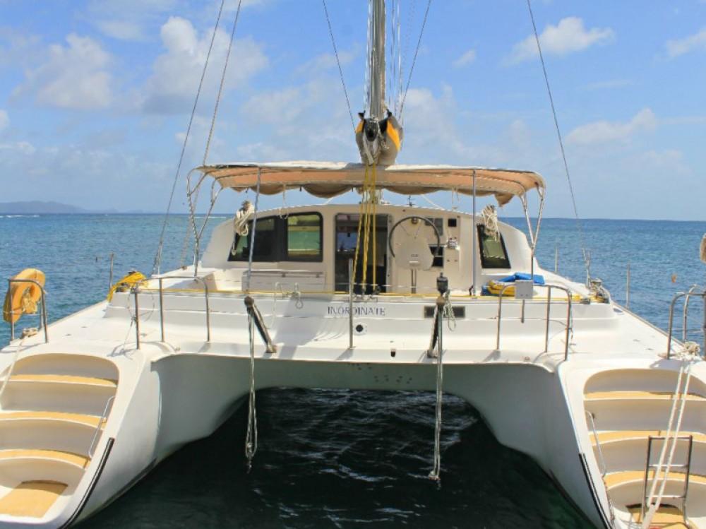 Boat rental Calliaqua cheap Venezia 42