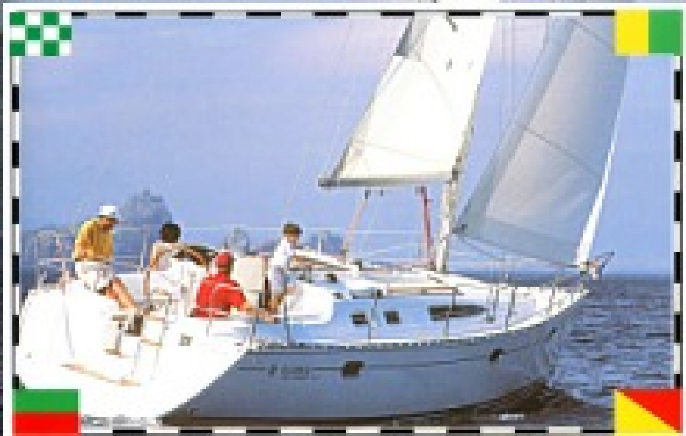 Boat rental Calliaqua cheap Sun Odyssey 34