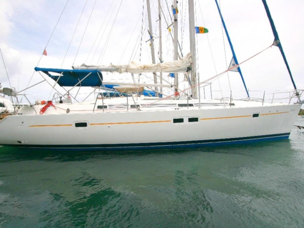 Boat rental Calliaqua cheap Oceanis 41