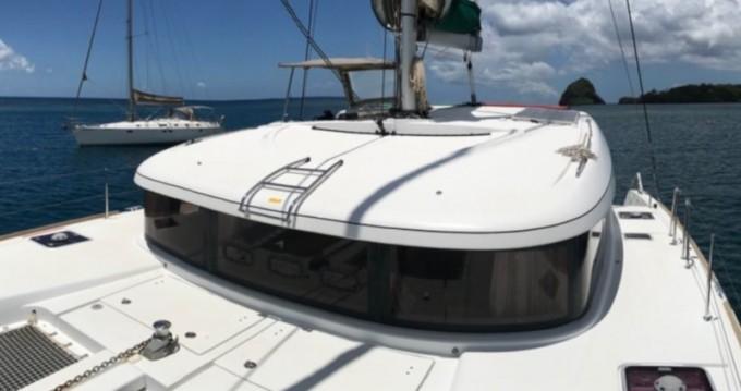 Hire Catamaran with or without skipper Lagoon Ribishi