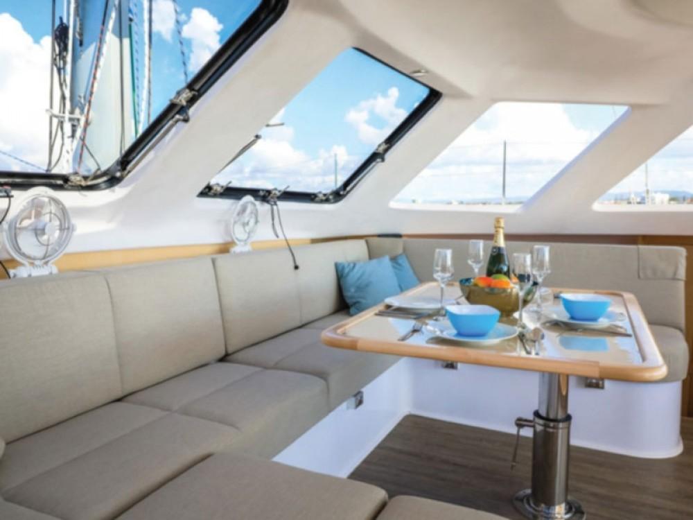 Seawind Seawind 1260 between personal and professional Calliaqua