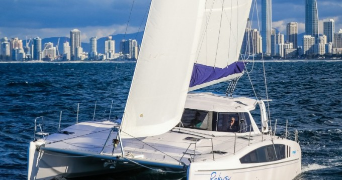 Rental yacht Ribishi - Seawind Seawind 1260 on SamBoat