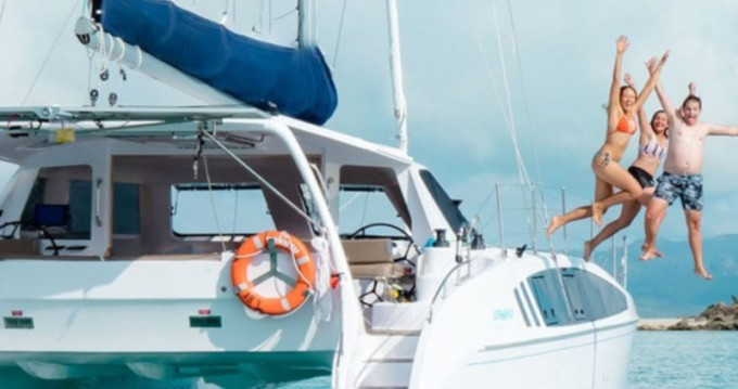 Boat rental Ribishi cheap Seawind 1260