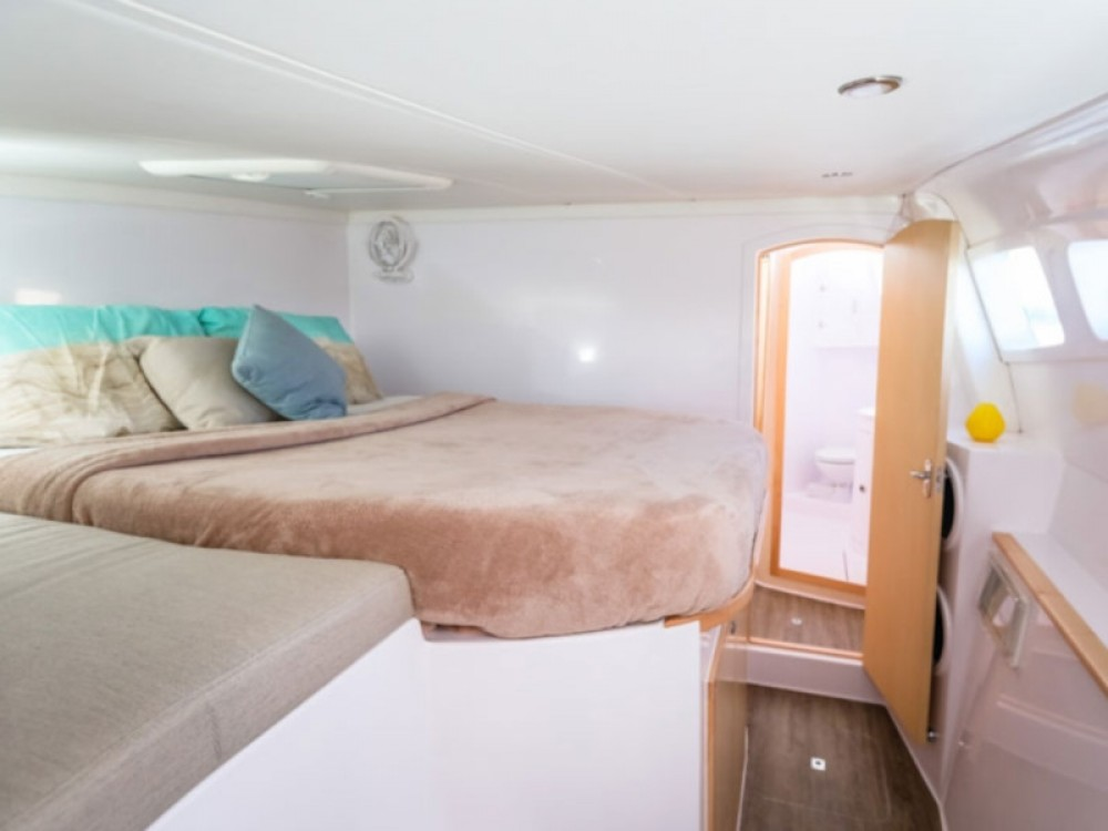 Rental yacht Calliaqua - Seawind Seawind 1260 on SamBoat