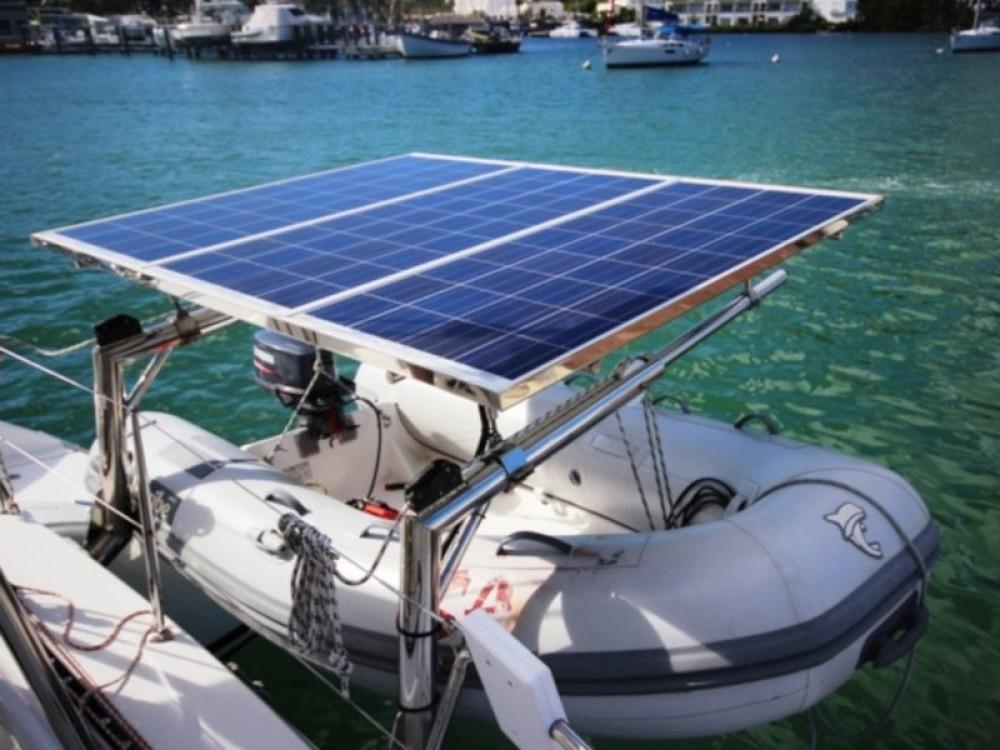 Hire Catamaran with or without skipper Lagoon Calliaqua
