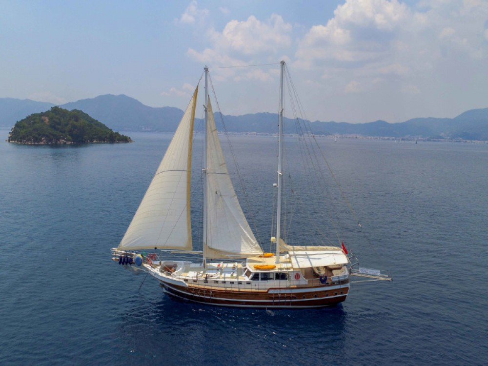 Boat rental  Gulet - Perla del Mar in Marmaris on Samboat