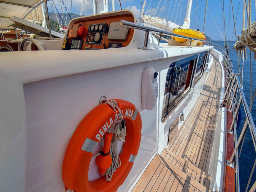 Rental yacht Marmaris -  Gulet - Perla del Mar on SamBoat