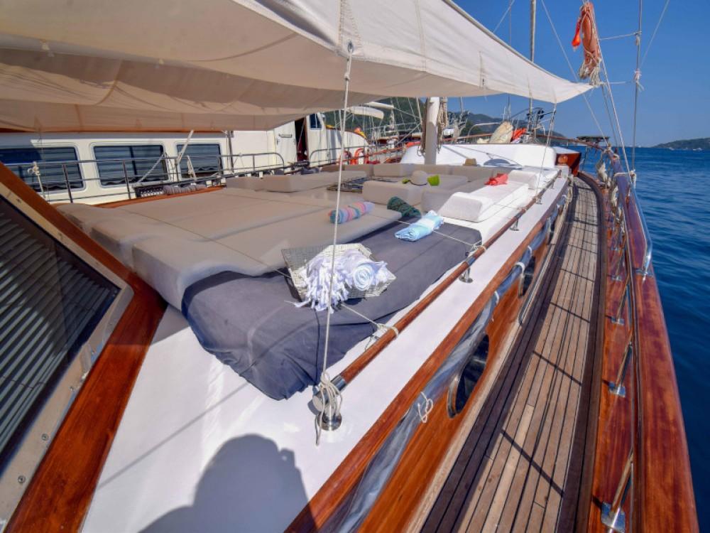 Boat rental  Gulet - Perla del Mar 1 in Marmaris on Samboat