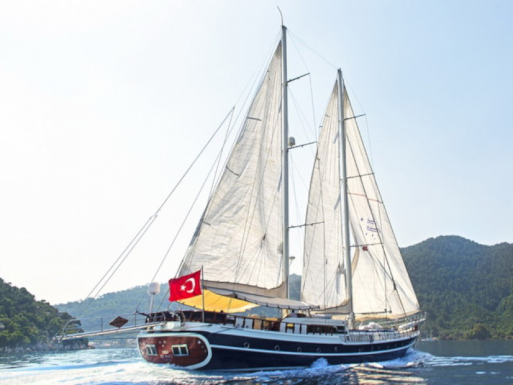 Boat rental  Gulet / Perla del Mar 2 in Marmaris on Samboat