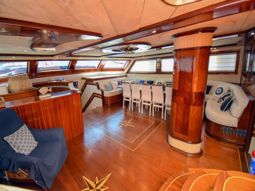 Rental Sailboat in Marmaris -  Gulet / Perla del Mar 2