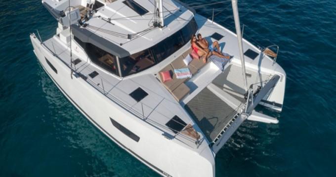 Boat rental Municipal Unit of Lefkada cheap Fountaine Pajot Astrea 42