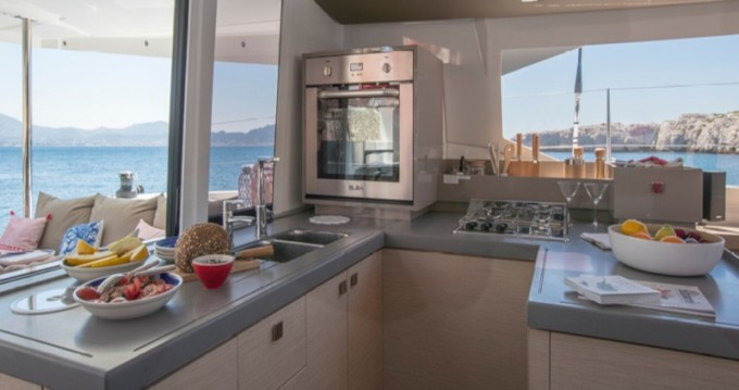 Fountaine Pajot Fountaine Pajot Astrea 42 between personal and professional Municipal Unit of Lefkada