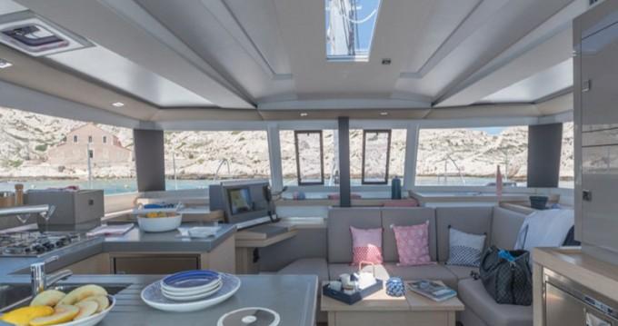 Rental Catamaran in Municipal Unit of Lefkada - Fountaine Pajot Fountaine Pajot Astrea 42