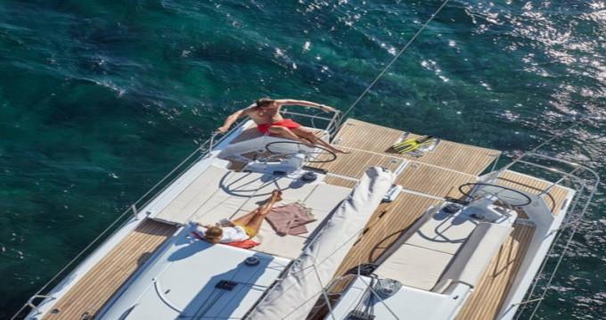 Boat rental Municipal Unit of Lefkada cheap Sun Odyssey 440
