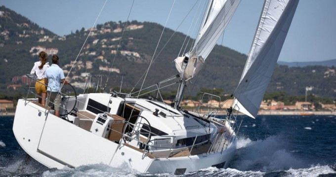 Rental yacht Municipal Unit of Lefkada - Jeanneau Sun Odyssey 440 on SamBoat