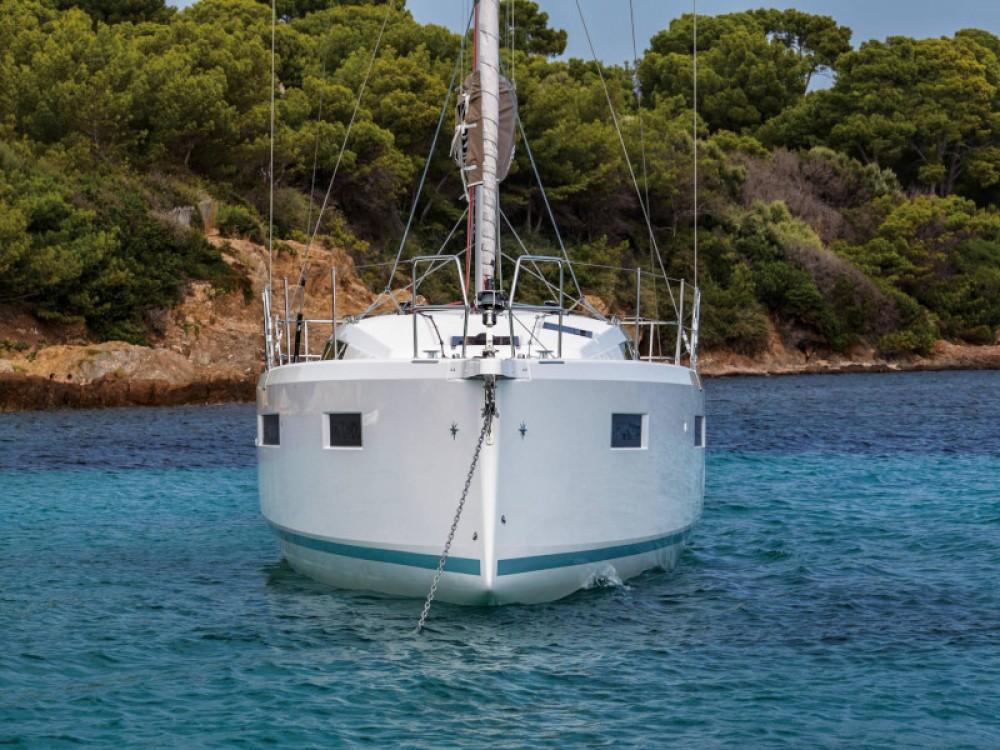 Rent a Jeanneau Sun Odyssey 410 Marina Gouvia