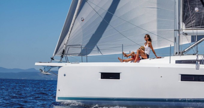 Hire Sailboat with or without skipper Jeanneau Municipal Unit of Lefkada