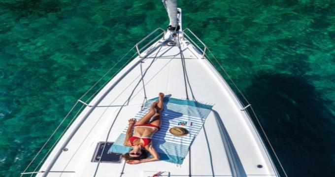 Rent a Jeanneau Sun Odyssey 410 Municipal Unit of Lefkada