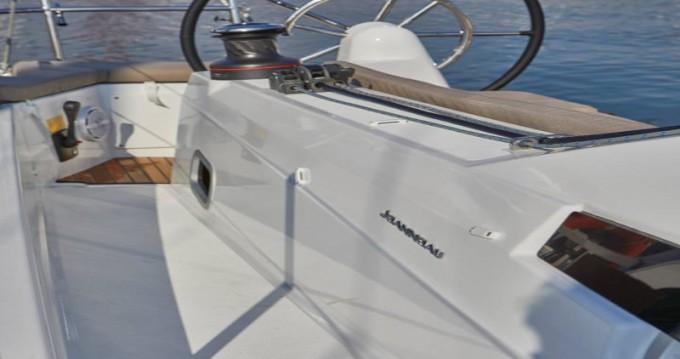 Boat rental Municipal Unit of Lefkada cheap Sun Odyssey 410
