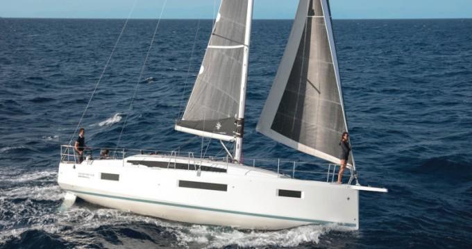 Rent a Jeanneau Sun Odyssey 410 Lefkada (Island)