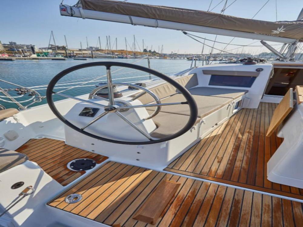 Rental Sailboat in Lefkada - Jeanneau Sun Odyssey 410