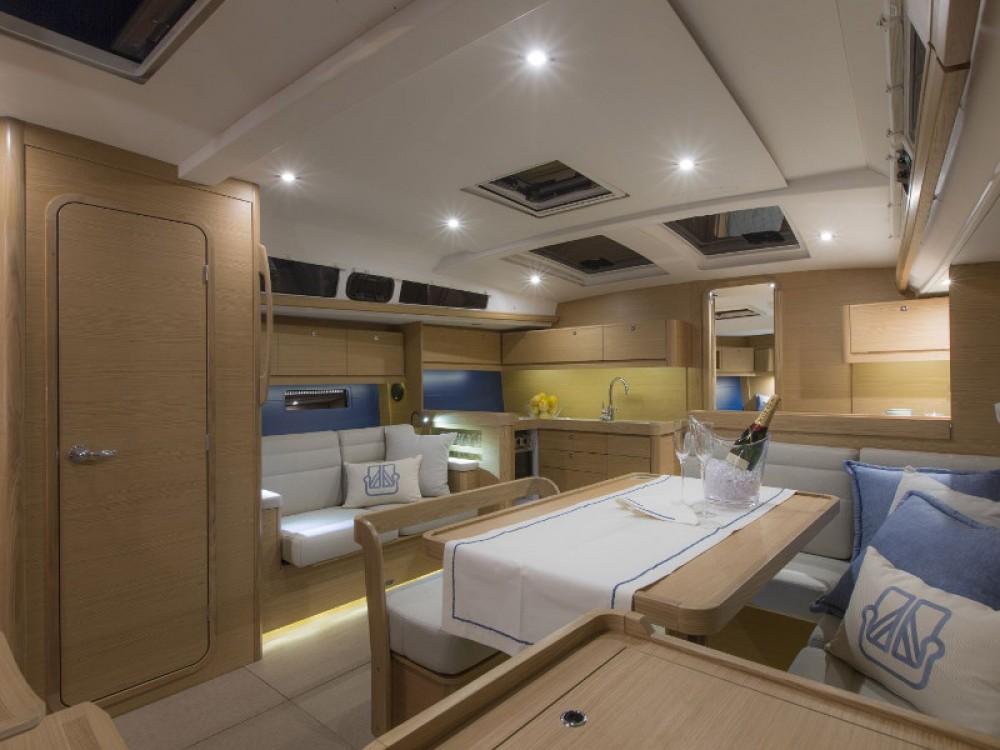 Rental Sailboat in Nikiti - Dufour Dufour 460 Grand Large