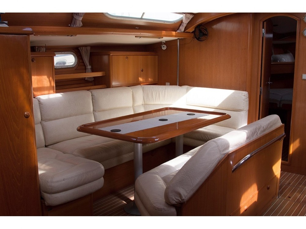 Boat rental Nikiti cheap Sun Odyssey 52.2