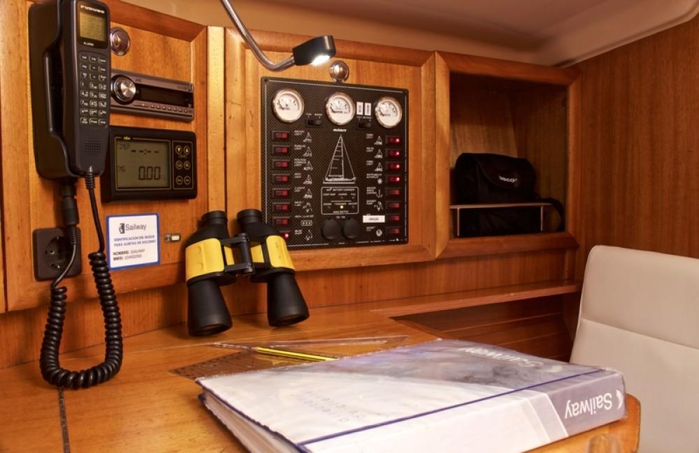 Rental yacht Galicia - Elan Elan 344 Impression on SamBoat