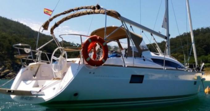 Boat rental Vigo cheap Impression 40