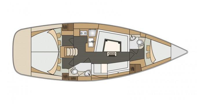 Boat rental Elan Impression 40 in Vigo on Samboat