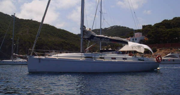 Rental Sailboat Ronautica with a permit