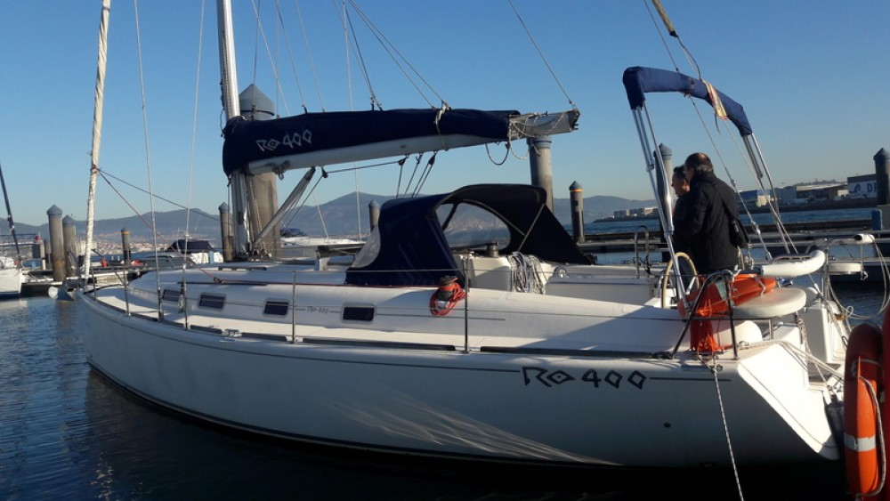 Hire Sailboat with or without skipper  Galicia
