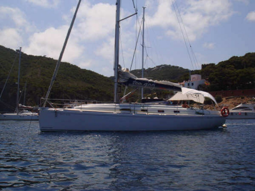 Rental Sailboat  with a permit