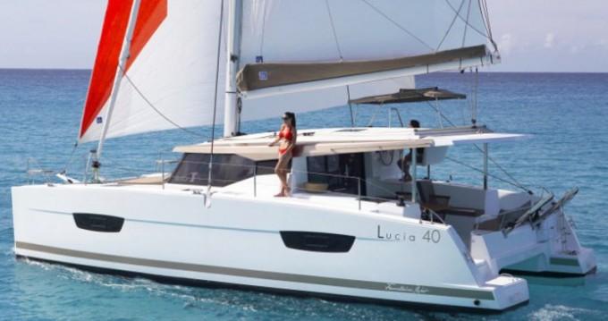 Boat rental Capo d'Orlando cheap Lucia 40
