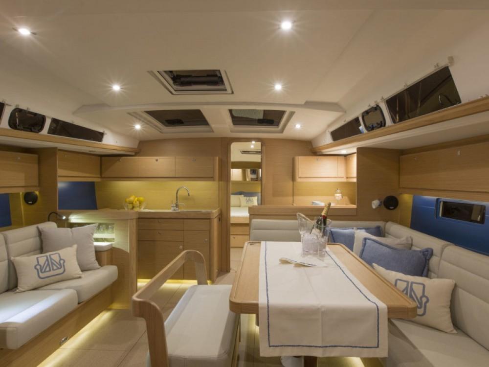Boat rental  cheap Dufour 460 GL