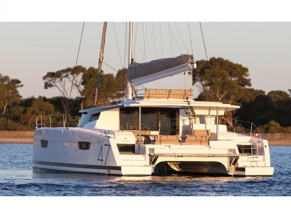Boat rental Fountaine Pajot Saona 47 in  on Samboat